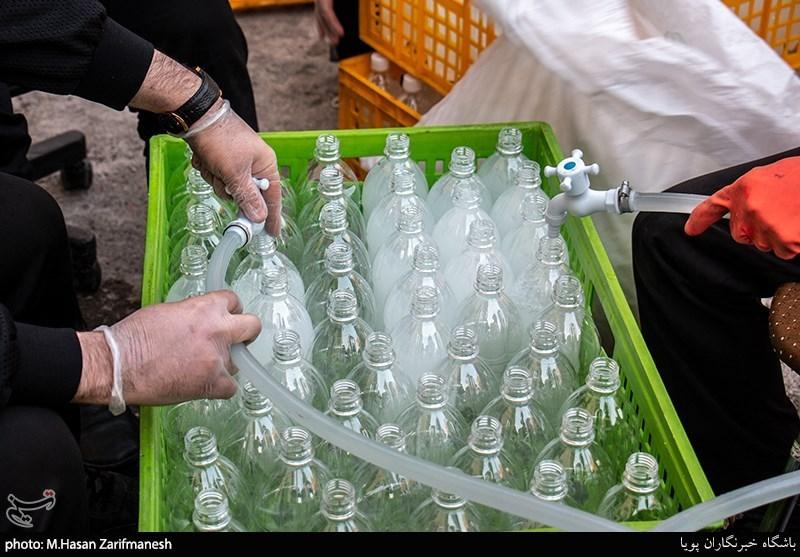 ۱۲۰۰۰ عدد محلول ضدعفونیکننده در کوهدشت و رومشکان توزیع شد