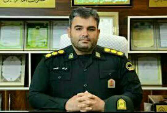 دستگیری سارقان احشام در کوهدشت