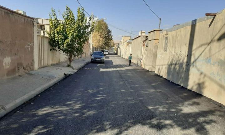 انجام طرحهای بازآفرینی شهری در شهرستان کوهدشت