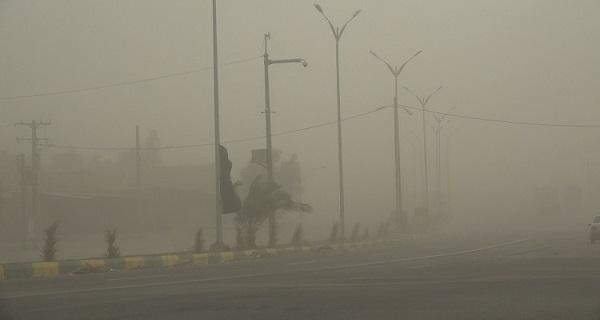 مدیرکل حفاظت محیط زیست لرستان:وضعیت کیفی هوای لرستان ناسالم است/آلودگی به ۵ برابر حد مجاز رسیده است.