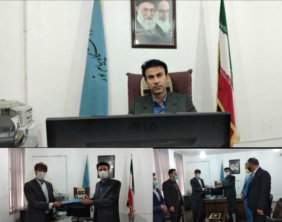 رئیس جدید دانشگاه پیام نور مرکز کوهدشت منصوب