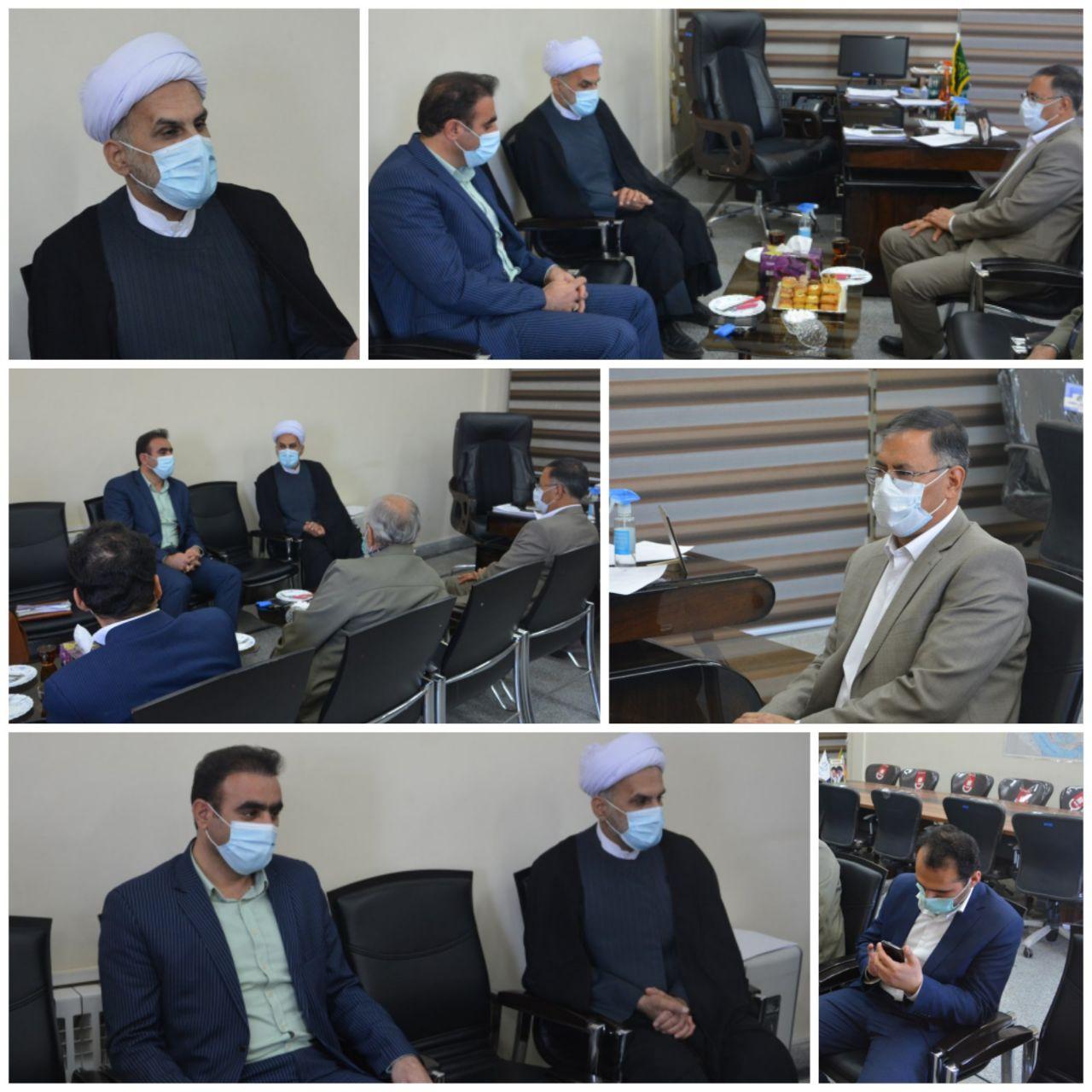 نماینده مردم کوهدشت و رومشکان در مجلس شورای اسلامی در دیدار با ریاست دادگستری و دادستان کوهدشت مطرح کرد: