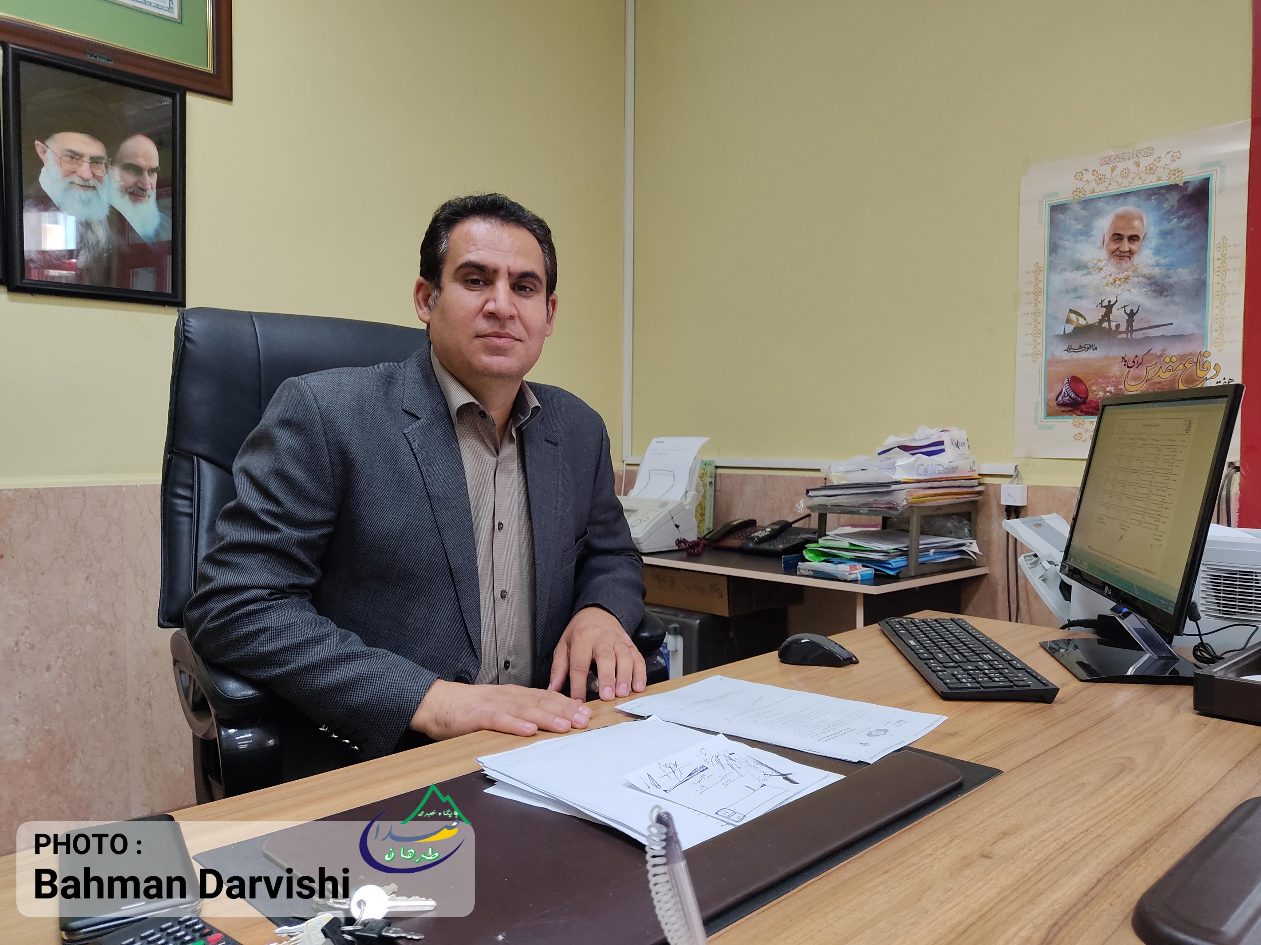 مسئول کمیته تدوین و نشر و کمیته ارتباطات ستاد کنگره شهدای شهرستان کوهدشت منصوب شد.