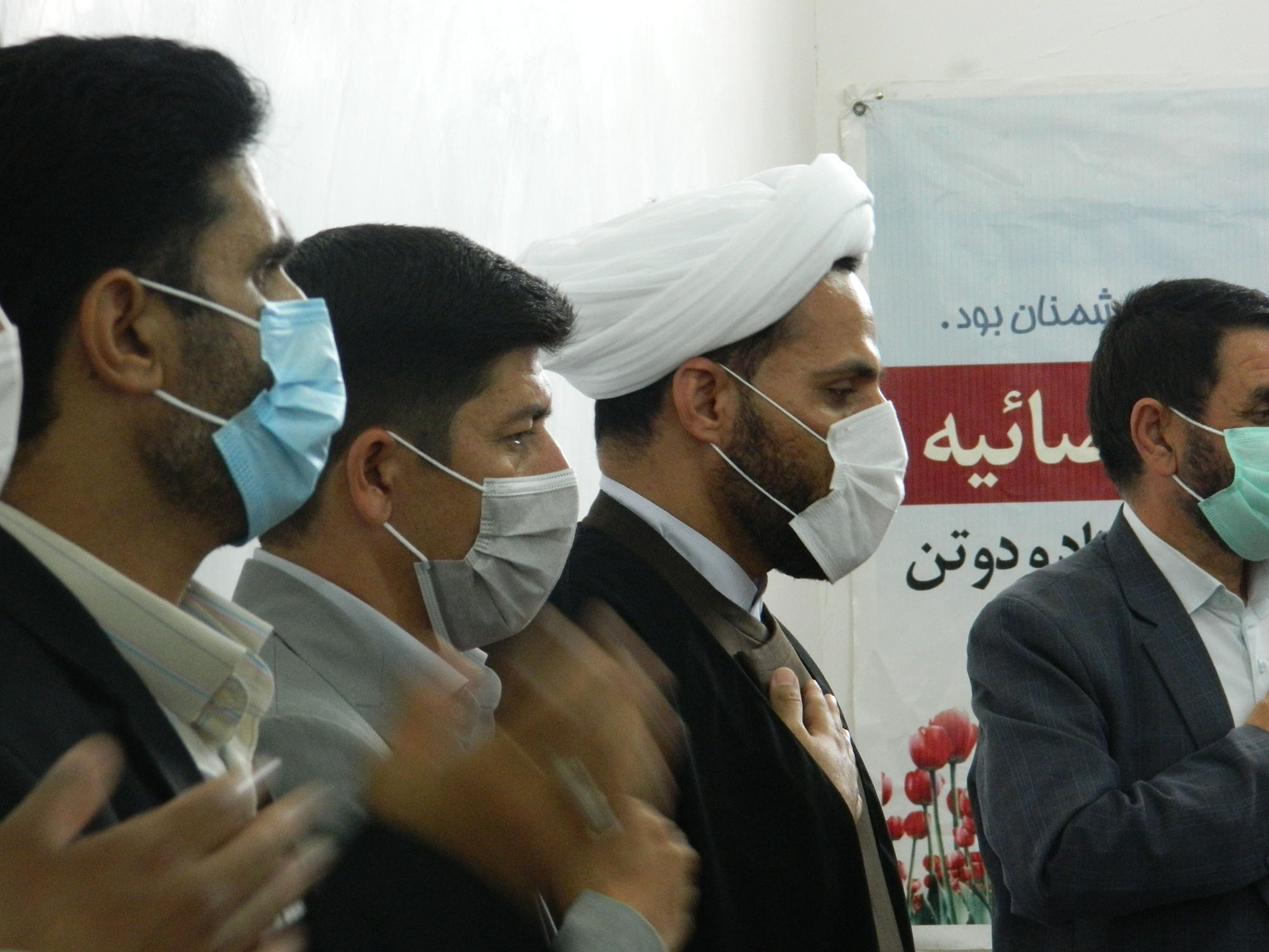 گزارش تصویری:بزرگداشت سالگرد هفتم تیرماه وگرامیداشت  هفته قوه قضاییه  در  شهر کوهنانی