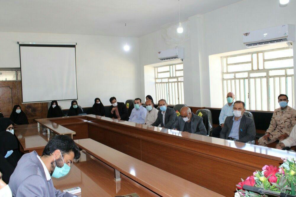 برگزاری نشست بصیرتی-روشنگری در منطقه کوهنانی
