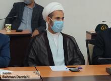 حجت الاسلام والمسلمین گراوند رئیس  اداره تبلیغات اسلامی شهرستان کوهدشت در جلسه ستاد پیشگیری از وقوع جرم مطرح کرد