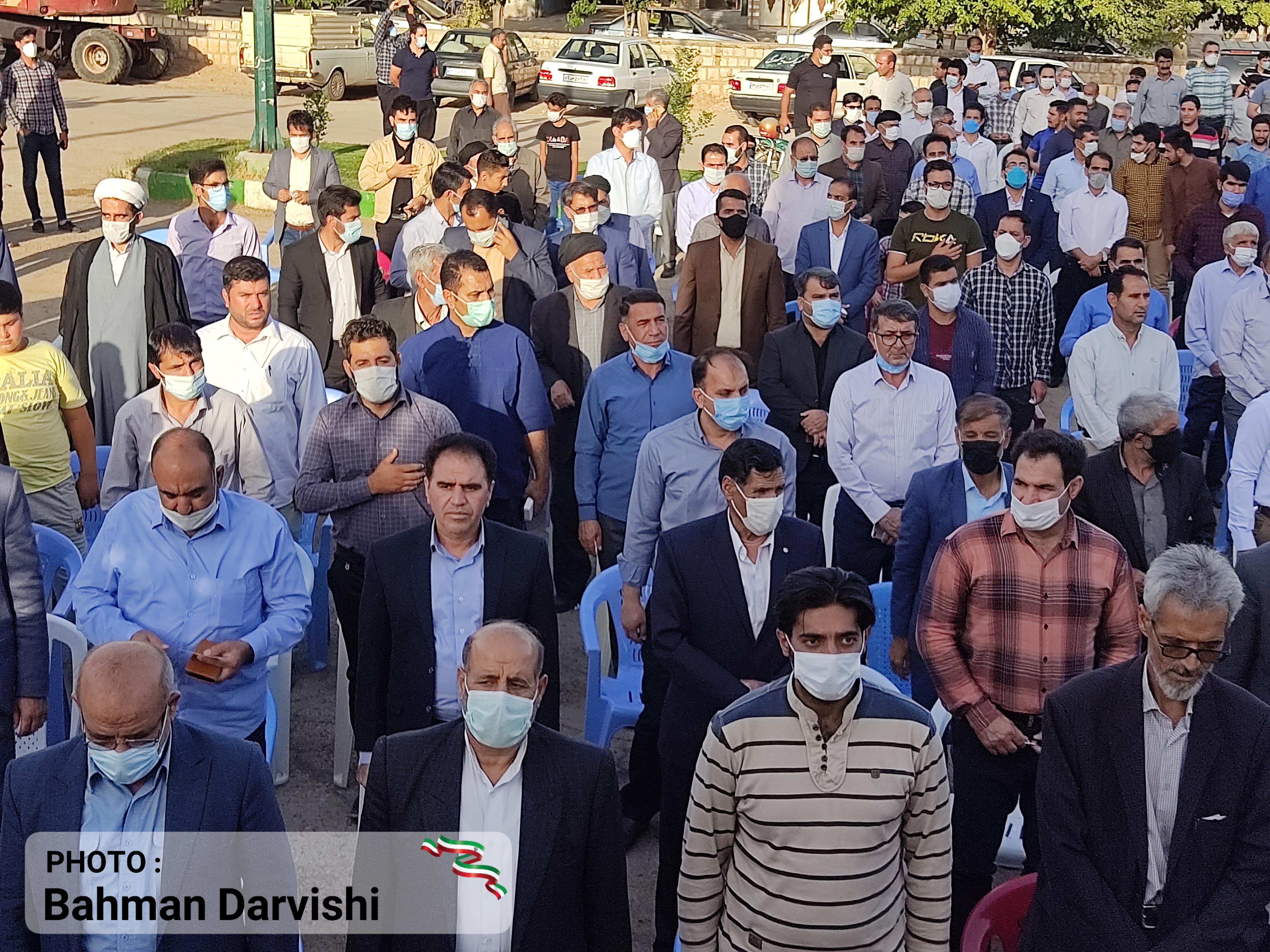 ستاد مرکزی شورای ائتلاف آیت الله رئیسی در شهرستان کوهدشت افتتاح شد