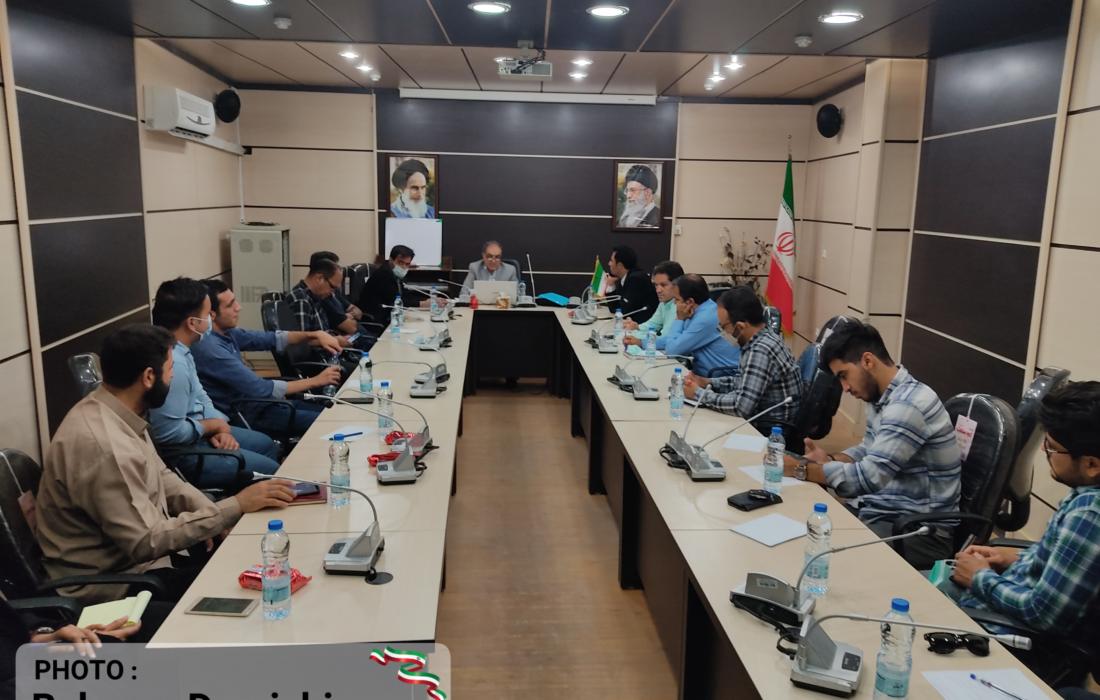کار گاه خبرنگاری در شهرستان کوهدشت برگزارشد
