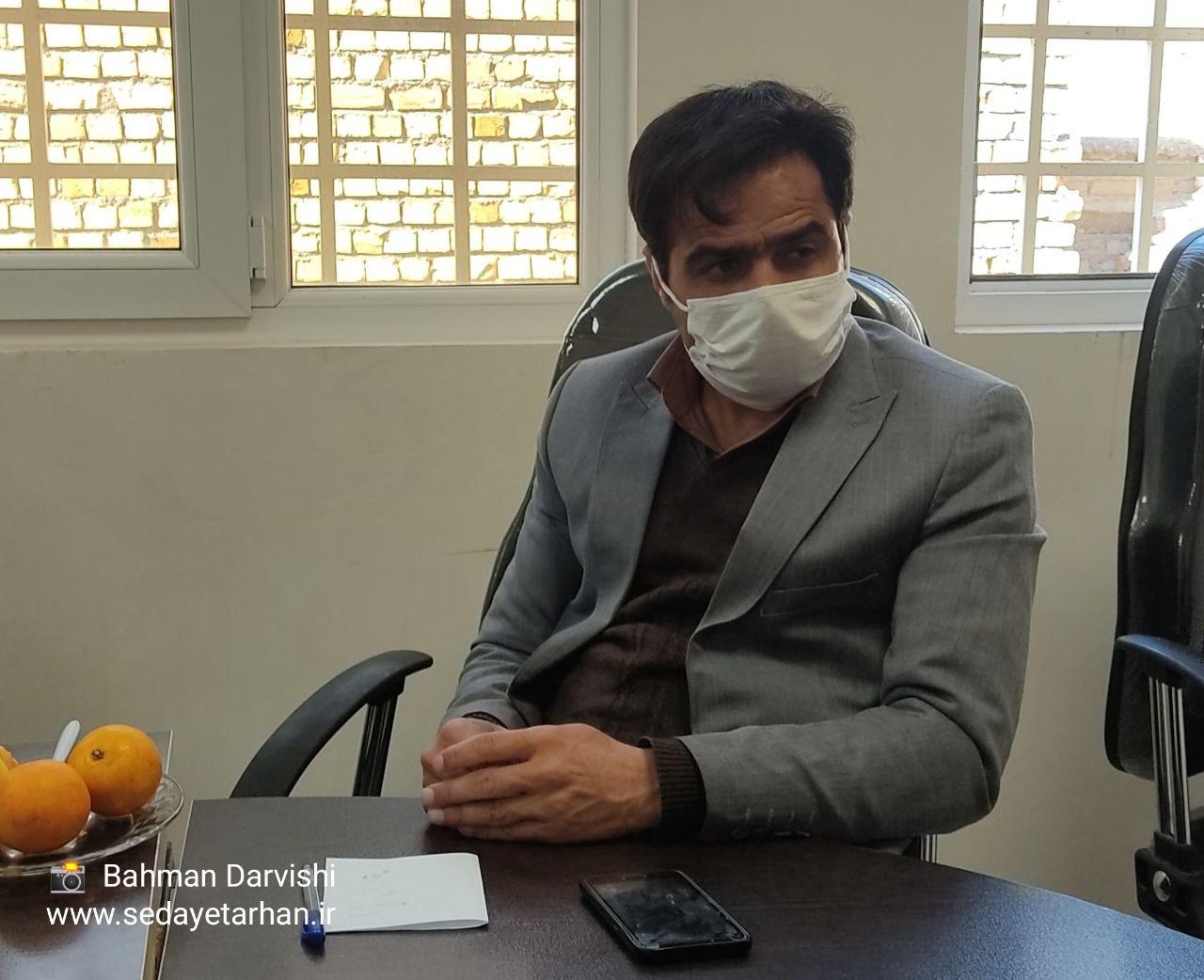 مسئول خانه مطبوعات شهرستان کوهدشت از واکسینه شدن خبرنگاران در شهرستان کوهدشت خبر داد