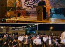 به مناسبت فرارسیدن عید سعید غدیر خم، جشن غدیر در شهر کوهنانی برگزار شد