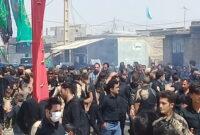 عاشورایی حسینی ۱۴۰۰ محله بساط بیگی شهر کوهنانی