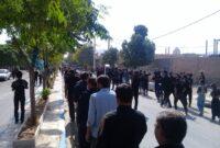 عاشورایی حسینی ۱۴۰۰ در شهر کوهنانی