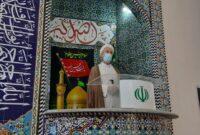 نماز عبادی سیاسی  به امامت حجت الاسلاممحمدرضا سبحانی امام جمعه موقت کوهدشت اقامه شد
