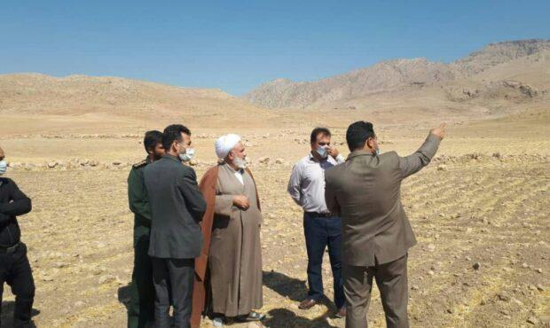 وقف۲۰۰۰متر زمین مسکونی در دهستان سیاب کوهنانی