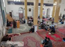 همایش توجیهی مسئولین هیات مذهبی و مداحان اهل بیت (ع)  درشهرستان کوهدشت برگزارشد