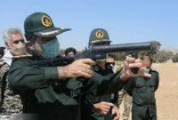 گزارش تصویری :بازدید فرمانده سپاه کوهدشت از تمرینات تاکتیکی گردان های امام علی(ع) و بیت المقدس