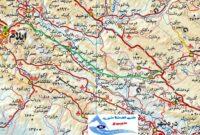 طرح توجیهی بزرگراه حرم تا حرم(خرم آباد- ایلام) از مسیر کوهنانی-کوهدشت