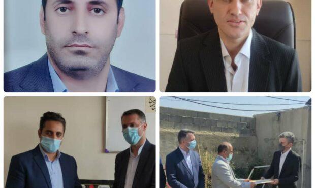   تکریم و معارفه روسای ادارات راهداری و حمل و نقل جاده ای  شهرستانهای  رومشکان و کوهدشت